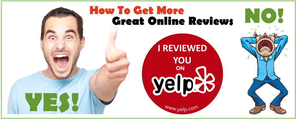 How to get more great online reviews