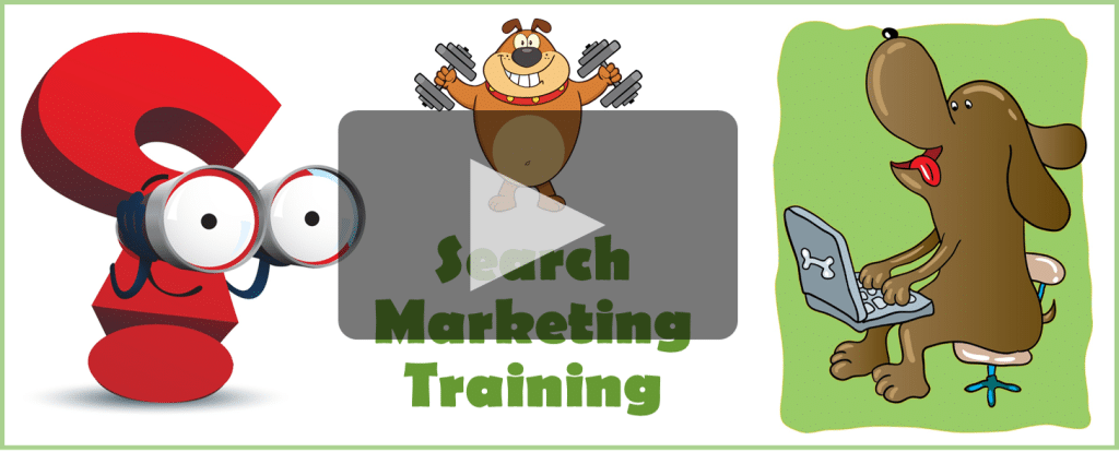Search Marketing Training for Small Businesses