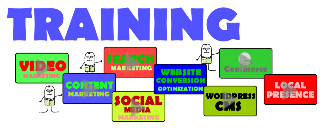 Web Presence Training for Small Businesses Modules