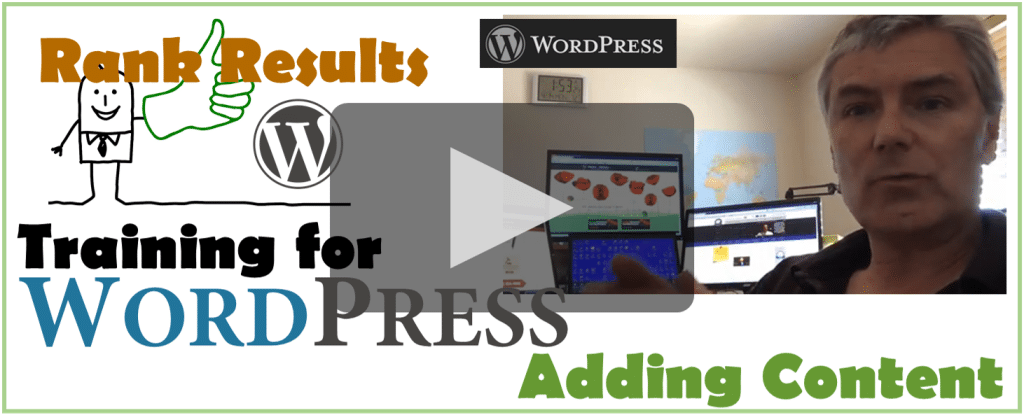 WordPress Training for Search Results Case Study