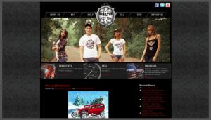 Click here to see the live Hamilton Speedshop Hamilton Michigan Website Design