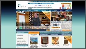 Click here to see the live Coastal San Juan Capistrano California Website Design