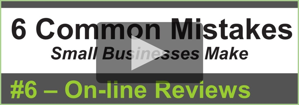 6 Mistakes - 6 On-line Reviews