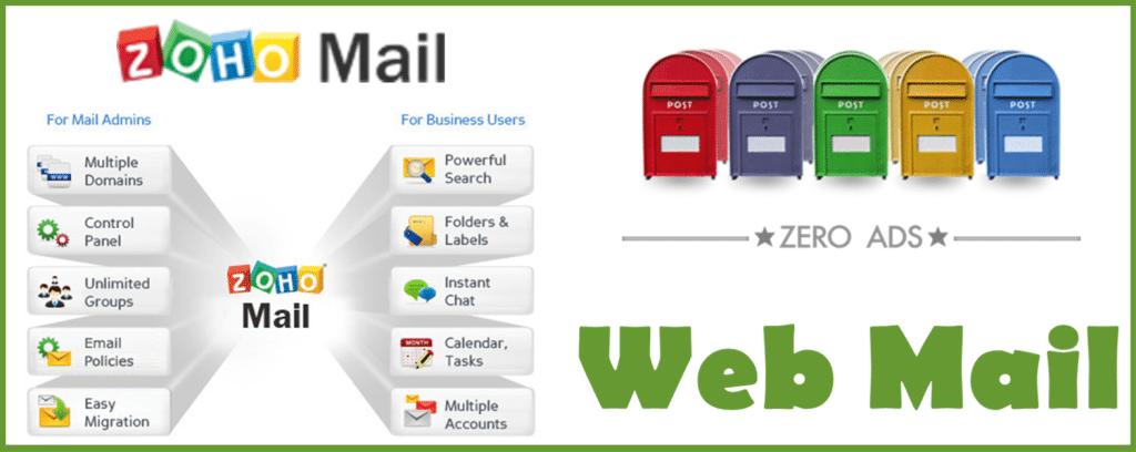 Zoho Web Mail