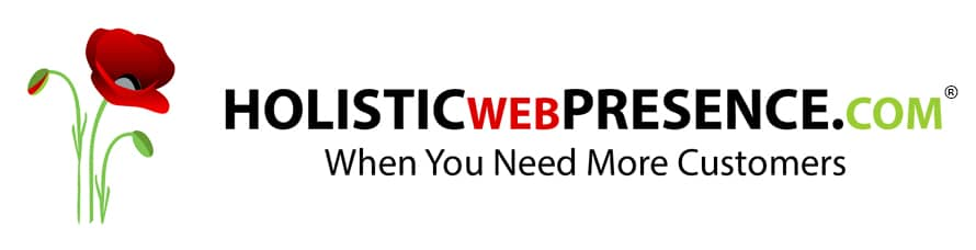Holistic Web Presence Logo