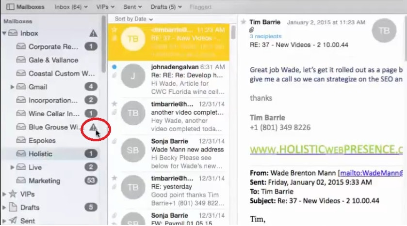 Adding your zoho mail to your apple mail application error in zoho mail setup stopboris Gallery
