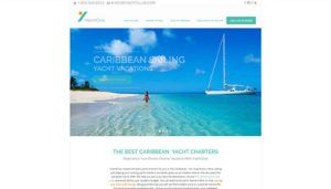 Click here to see the old iYachtclub Website Design